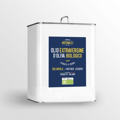 Latta 3 litri Biologico - Cultivar Ogliarola