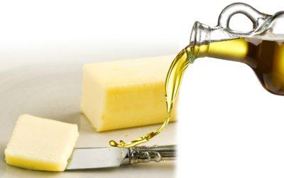 Sostituire il burro con l'olio extra vergine di oliva